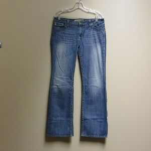 Women's BIG STAR Maddie Boot Cut Jeans Size 32L